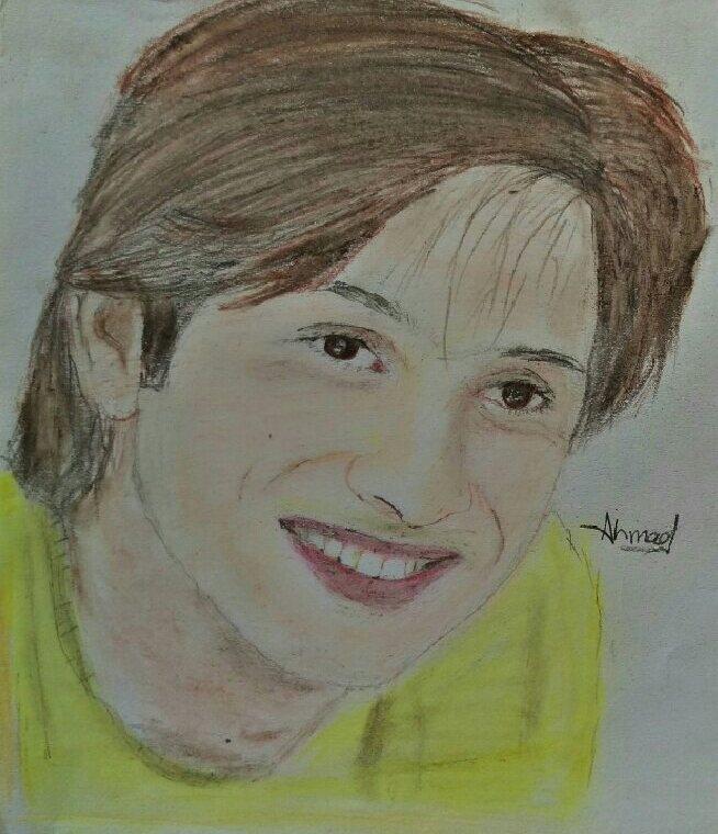 Shahid Kapoor by Ahmad2004